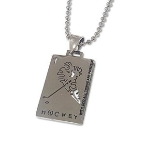 Christian-Stainless-Steel-Sport-Medal-Necklace-Chain-Included-with-God-all-things-are-possible-Hockey-B01MT4EXKX