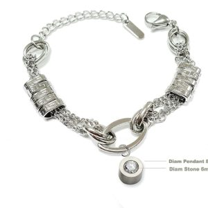 Stainless-Steel-In-Style-Trendy-Bracelet-with-6-mm-Clear-Stone-Charm-10-Fancy-Beads-Engraved-Special-Women-Silver-C-B06XY7K4BX
