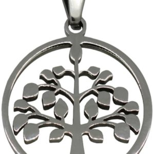 Round-Tree-of-Life-Pendant-with-Frame-32-MM-13-Inches-Stainless-Steel-B00RBY5KHQ