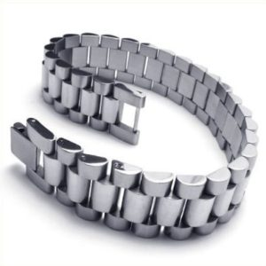 Solid-Link-Womens-Bangle-Bracelet-7-Inches-B00BL9KN0Q